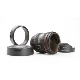 Canon EF 4,0/8-15 L USM Fisheye (229210)