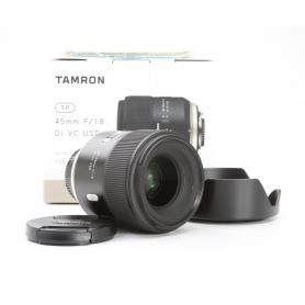 Tamron SP 1,8/45 DI VC USD für NI/AF (229205)
