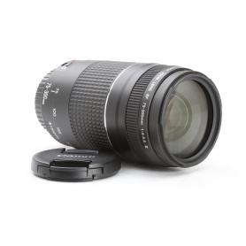 Canon EF 4,0-5,6/75-300 III (229237)