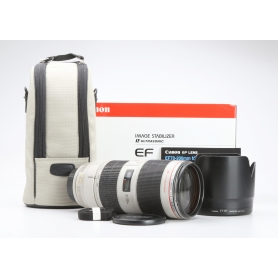 Canon EF 2,8/70-200 L IS USM II (229280)