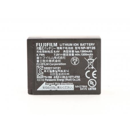 Fuji NI-MH Akku NP-W126 (211025)
