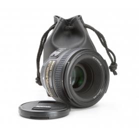 Nikon AF-S 1,8/50 G (228707)
