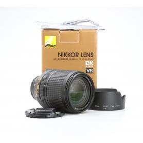 Nikon AF-S 3,5-5,6/18-140 G ED DX VR (229275)