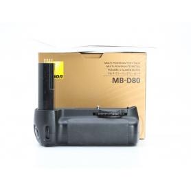 Nikon Batterie-Handgriff MB-D80 (229276)