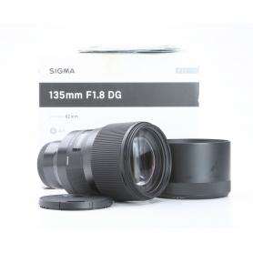 Sigma DG 1,8/135 HSM ART für Sony E-Mount (229294)