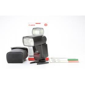 Canon Speedlite 580EX (229336)