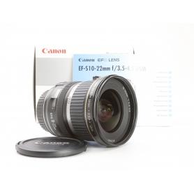 Canon EF-S 3,5-4,5/10-22 USM (229338)
