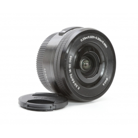 Sony E PZ 3,5-5,6/16-50 OSS Schwarz E-Mount (229372)