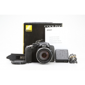 Nikon Coolpix P6000 (229320)
