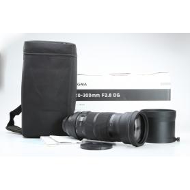 Sigma EX 2,8/120-300 DG OS HSM Sports C/EF (229386)