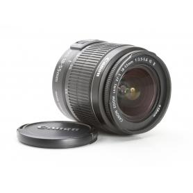 Canon EF-S 3,5-5,6/18-55 IS II (229398)