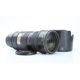 Nikon AF-S 2,8/70-200 G IF ED VR (229405)