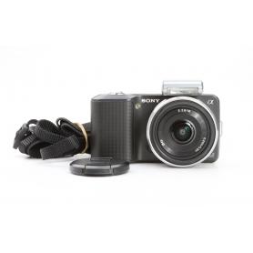 Sony NEX-3 mit Sony 2,8/16 E Objektiv (229385)