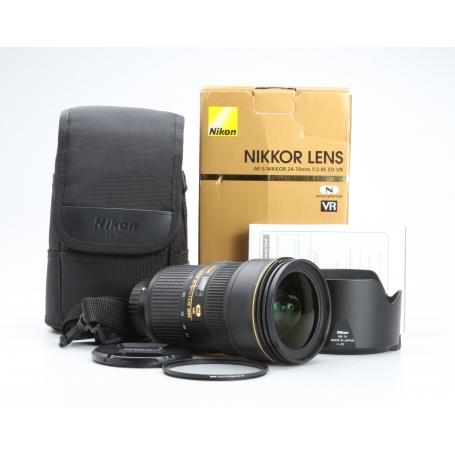 Nikon AF-S 2,8/24-70 G ED N VR (229425)