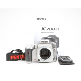 Pentax K200D (229430)