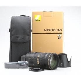 Nikon AF-S 2,8/70-200 G IF ED VR II (229367)
