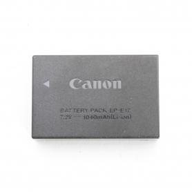 Canon NI-MH Akku LP-E17 (219146)