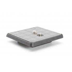 OEM Klemmplatte Stativplatte 6,5x6,5 (229470)