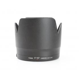 Canon Geli Blende ET-87 EF 2,8/70-200 IS II USM Sonnenblende (229556)