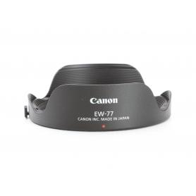 Canon Gegenlichtblende EW-77 Sonnenblende für Canon 8-15 mm (229558)