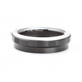 OEM Retroadapter Adapter Umkehrring 58 mm Gewinde auf EOS Canon (Objektiv) (229571)