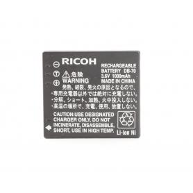 Ricoh Digitalkamera Akku DB-70 Battery Original (229582)
