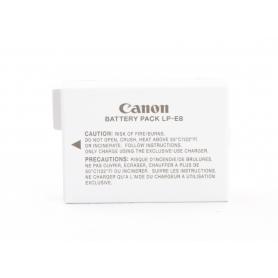 Canon NI-MH Akku LP-E8 (229590)