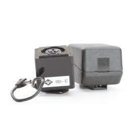 Agfa Vintage Agfa ISI-C Flash Unit Converter Blitzschuh-Blitz Würfel (229701)
