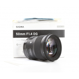 Sigma DG 1,4/50 HSM ART C/EF (229716)