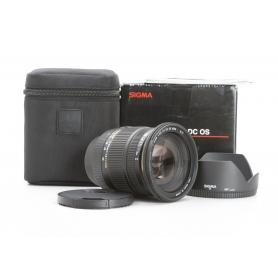 Sigma EX 2,8/17-50 DC IF HSM OS NI/AF D (229718)