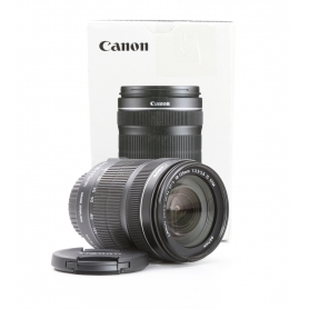 Canon EF-S 3,5-5,6/18-135 IS STM (229719)