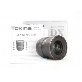 Tokina AT-X Pro 2,8/11-16 II (IF) DX Ni/AF (229720)