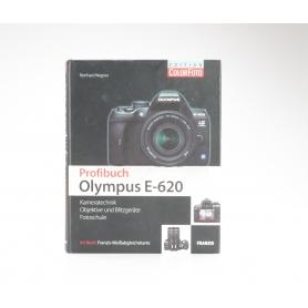 Franzis Olympus E-620 Probibuch / Reinhard Warner ISBN 9783772373640 / Buch (229728)