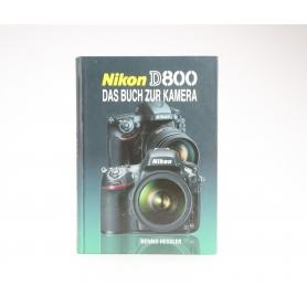 Gotfried Urban Nikon D800 Das Buch zur Kamera Benno Hessler ISBN 9783941761278 / Buch (229729)