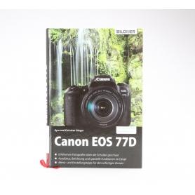 Bildner Canon EOS 77D / Kyra Christian Sänger ISBN 9783832802592 / Buch (229739)