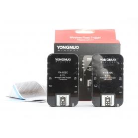 Yongnuo Flash Trigger YN-622C E-TTL (2 Stück) (219183)