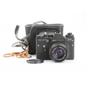 Zenit ET Kamera + Helios-44M-6 Objektiv (229651)