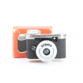 Walter Kunik Petie-Kamera Kleinkamera für Rollfilm 16 mm (229670)