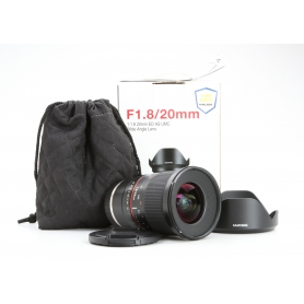 Samyang AS 1,8/20 ED UMC für Sony E-Mount (229829)