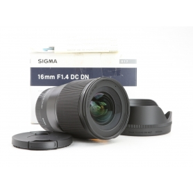 Sigma DC 1,4/16 DN Contemporary für Sony E-Mount (229831)