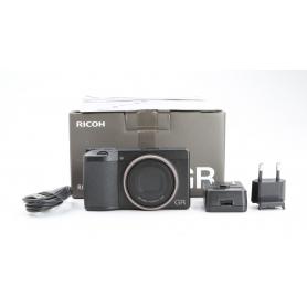 Ricoh GR III Digitale Kompaktkamera (229835)