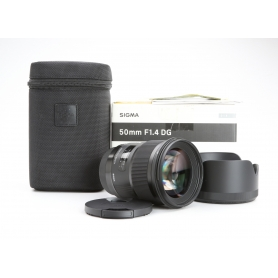 Sigma DG 1,4/50 HSM ART C/EF (229845)