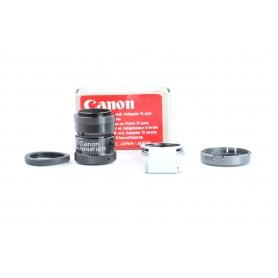 Canon Einstellupe R mit Adapter R Sucherlupe Viefinder Magnifier R-0384 (229890)