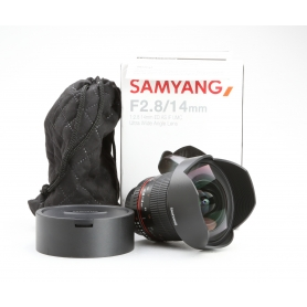 Samyang UMC 2,8/14 ED AS IF Ni/Ai (229912)