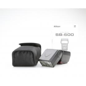 Nikon Speedlight SB-600 (229920)