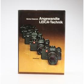 Leica Buch Angewandte LEICA-Technik von Günter Osterloh (229974)