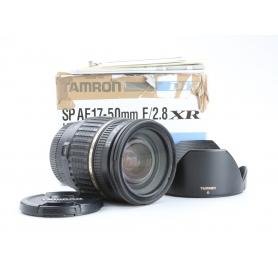 Tamron SP 2,8/17-50 LD IF DI II Sony (229988)