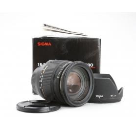 Sigma EX 2,8/18-50 DC Makro NI/AF D (229994)