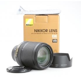 Nikon AF-S 3,5-5,6/18-140 G ED DX VR (229997)