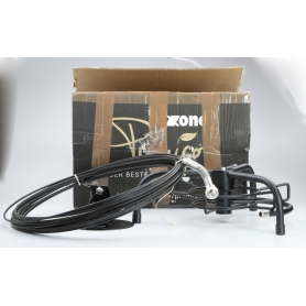 VOLTCRAFT FLX LF 25 Endoskop-Sonde Rohrinspektions-Kamera 25m passend BS-500 BS-1000 BS-1500T schwarz (230020)